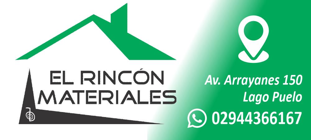 El Rincón de Materiales - Lago Puelo