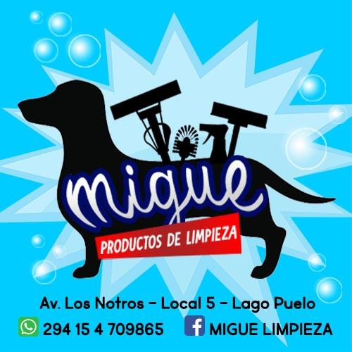 Migue Limpieza - Lago Puelo