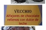Alfajores Artesanales Vecchio.