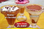 Deliciosos Postres 100% Caseros