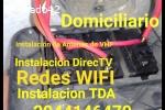 Electricista Domiciliario instalacion DirecTV y TDA
